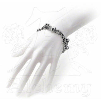 bracelet ALCHEMY GOTHIC - No Man`s Land, ALCHEMY GOTHIC