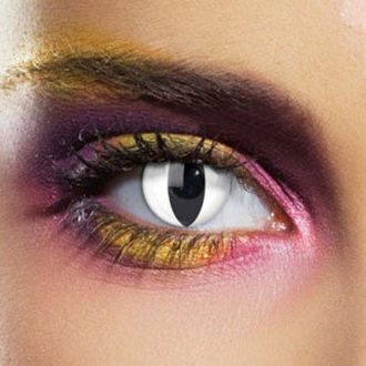 de contact lentilles BLANC CAT 2 - EDIT, EDIT