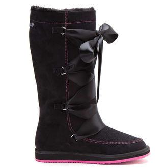 bottes fourées pour femmes - SHOCK STAR - METAL MULISHA, METAL MULISHA