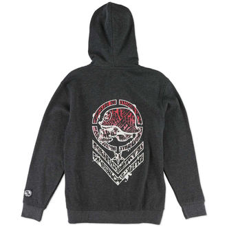 sweat-shirt avec capuche enfants - FUEL ZIP - METAL MULISHA, METAL MULISHA