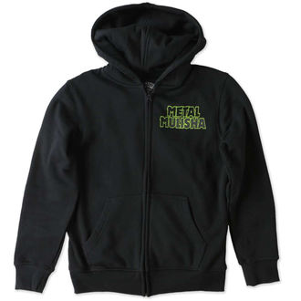 sweat-shirt avec capuche enfants - TAG ZIP - METAL MULISHA, METAL MULISHA