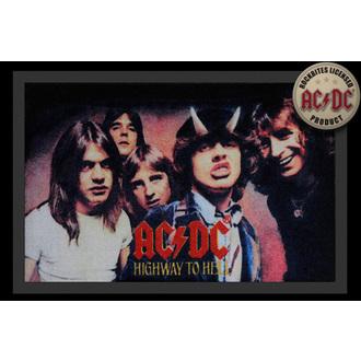 essuie-pieds AC / DC - Fotomatte Higway Il ... - ROCKBITES, Rockbites, AC-DC