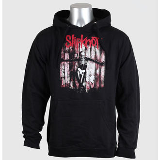 sweat-shirt avec capuche pour hommes Slipknot - THE GRAY CHAPTER SKELETON - BRAVADO, BRAVADO, Slipknot