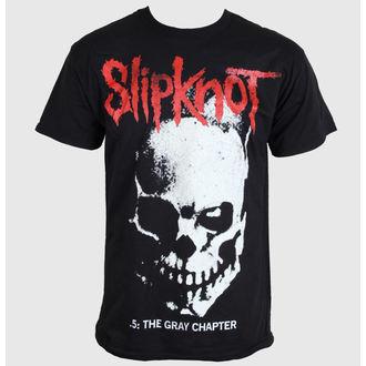 tee-shirt métal pour hommes Slipknot - Skull & Tribal - BRAVADO, BRAVADO, Slipknot