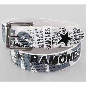 ceinture Ramones - Blanc - BIOWORLD, BIOWORLD