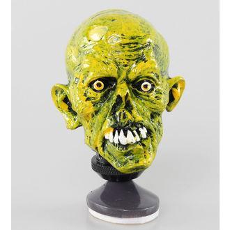 décoration (tête équipement du levier) LETHAL THREAT - Zombie Head Décalage Knog, LETHAL THREAT