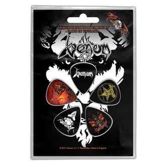 Médiators VENOM - BLACK METAL - RAZAMATAZ, RAZAMATAZ, Venom
