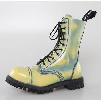 chaussures ALTER CORE - 10dírkové - Jaune Rub-Off, ALTERCORE
