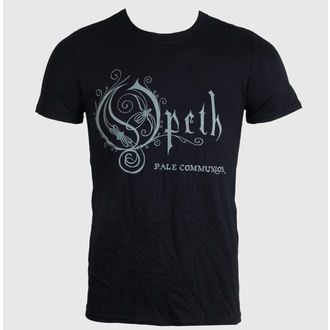 tee-shirt métal pour hommes Opeth - Pale Communication Logo - LIVE NATION, LIVE NATION, Opeth
