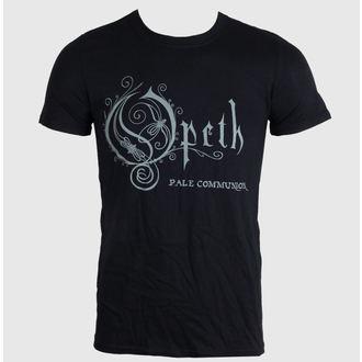 tee-shirt métal pour hommes Opeth - Pale Communication Logo - LIVE NATION - PE11462TSBP