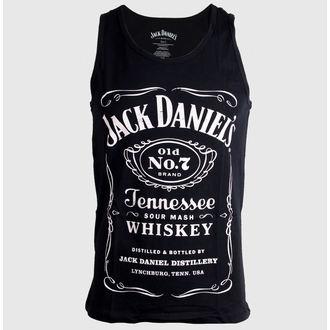 débardeur pour hommes Jack Daniels - Noire, JACK DANIELS