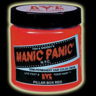 coloration pour cheveux MANIC PANIC - Classic - Pillarbox Rouge