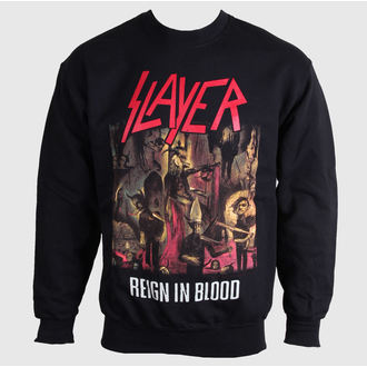 sweat-shirt avec capuche pour hommes Slayer - - ROCK OFF - SLAYSWT01MB