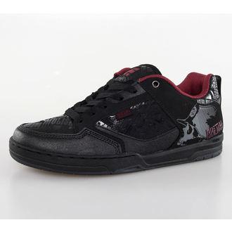chaussures de tennis basses pour hommes - METAL MULISHA - METAL MULISHA, METAL MULISHA