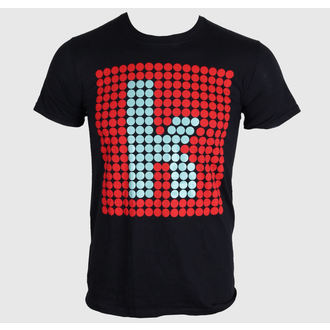 tee-shirt métal pour hommes The Killers - K Glow - ROCK OFF, ROCK OFF, The Killers