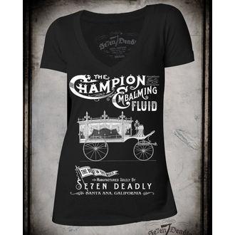 t-shirt hardcore pour femmes - Embalming - SE7EN DEADLY, SE7EN DEADLY