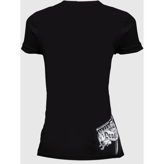 t-shirt hardcore pour femmes - Be Still My Heart - SE7EN DEADLY, SE7EN DEADLY