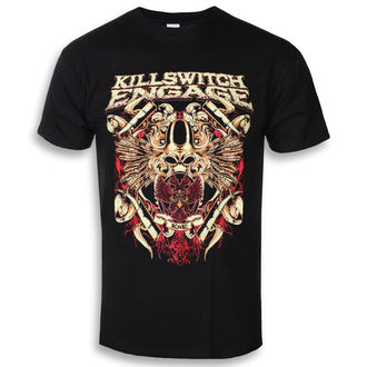 tee-shirt métal pour hommes Killswitch Engage - Bio War - ROCK OFF - KSETS04MB