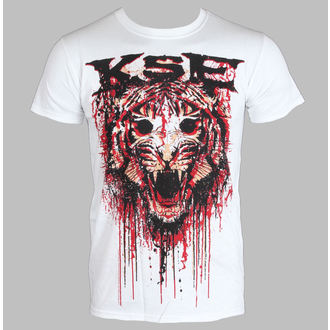 tee-shirt pour hommes Killswitch Engage - Fury - Blanc - ROCK OFF, ROCK OFF, Killswitch Engage
