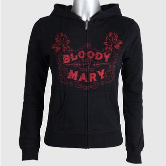 sweat-shirt avec capuche pour femmes - Bloody Mary - SE7EN DEADLY, SE7EN DEADLY
