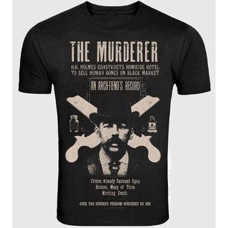 t-shirt hardcore pour hommes - Murderer - SE7EN DEADLY, SE7EN DEADLY