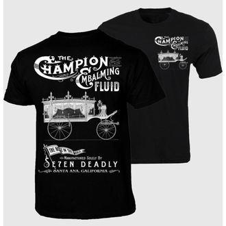 t-shirt hardcore pour hommes - Embalming - SE7EN DEADLY, SE7EN DEADLY