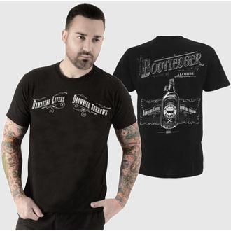 t-shirt hardcore pour hommes - Bootlegger - SE7EN DEADLY, SE7EN DEADLY