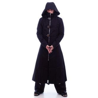 manteau pour hommes -printemps-automne- NECESSARY EVIL - Highwayman Full Lenght - Noire, NECESSARY EVIL