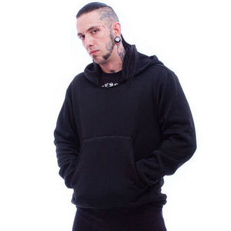 sweat-shirt avec capuche pour hommes - Hoodipac Alternative - NECESSARY EVIL, NECESSARY EVIL