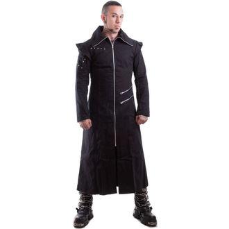 manteau pour hommes -printemps-automne- NECESSARY EVIL - Odin Full Lenght - Noire, NECESSARY EVIL