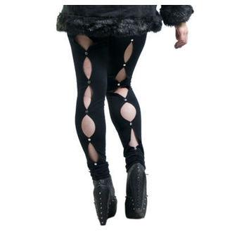 pantalon pour femmes (caleçons) NECESSARY EVIL - Circé - Noire, NECESSARY EVIL