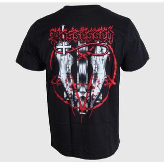 tee-shirt métal Possessed - Pentagram - MASSACRE RECORDS, MASSACRE RECORDS, Possessed
