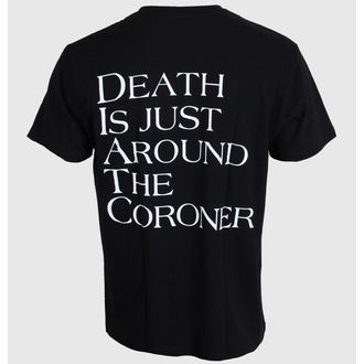 tee-shirt métal Coroner - No More Color - MASSACRE RECORDS, MASSACRE RECORDS, Coroner