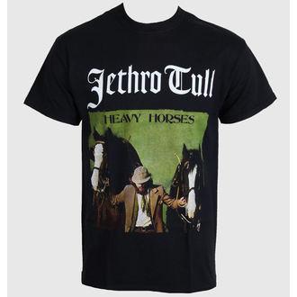 tee-shirt métal Jethro Tull - Heavy Horses - MASSACRE RECORDS, MASSACRE RECORDS, Jethro Tull