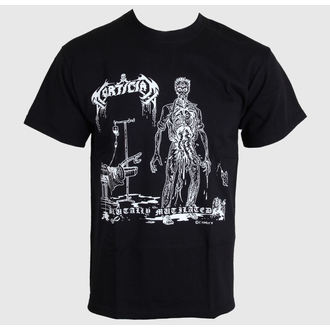 tee-shirt métal pour hommes Mortician - Brutally Mutilated - MASSACRE RECORDS, MASSACRE RECORDS, Mortician