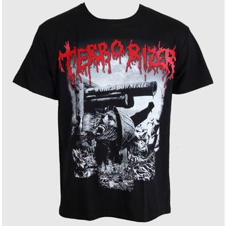 tee-shirt métal Terrorizer - World Downfall - MASSACRE RECORDS, MASSACRE RECORDS, Terrorizer