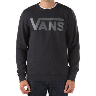 sweat-shirt sans capuche pour hommes - Black Heat - VANS, VANS