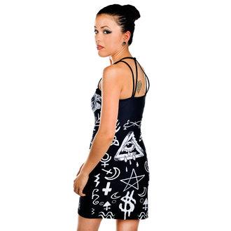 robe pour femmes TOO FAST - Pentagram, TOO FAST