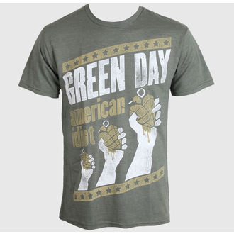 tee-shirt métal pour hommes Green Day - Handout - BRAVADO, BRAVADO, Green Day