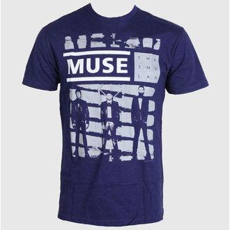 tee-shirt métal pour hommes Muse - Shade Of Grey - BRAVADO, BRAVADO, Muse