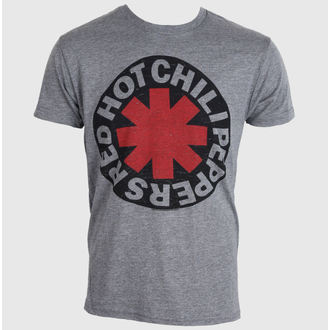 tee-shirt métal pour hommes Red Hot Chili Peppers - Asterisk Circle - BRAVADO, BRAVADO, Red Hot Chili Peppers