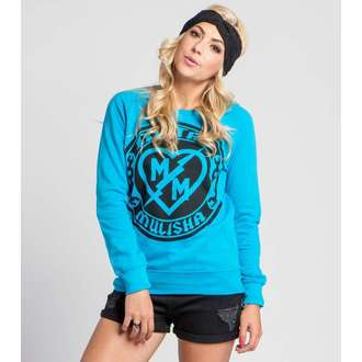 sweat-shirt sans capuche pour femmes - BOLT CREW - METAL MULISHA, METAL MULISHA