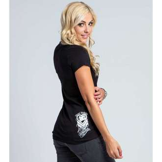 tee-shirt street pour femmes - DANI G SWEET SENERITY - METAL MULISHA
