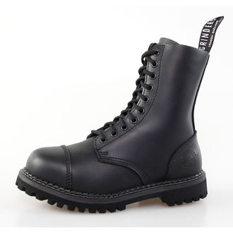 chaussures GRINDERS - 10dírkové - Stag Derby, GRINDERS