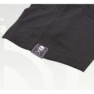 t-shirt hardcore pour hommes - Tyrrell - SULLEN - SCM0157_BK