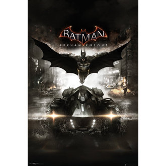 affiche Batman - Arkham Knight Couvrir - GB Affiches, GB posters