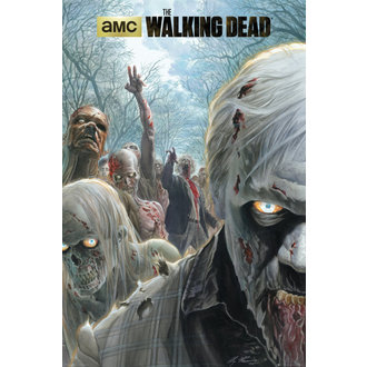 affiche The Walking Dead - Zombie Magot - GB Affiches, GB posters