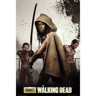 affiche The Walking Dead - Dead Michonne - GB Affiches, GB posters