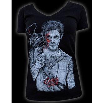t-shirt hardcore pour femmes - Wayne Maguire - BLACK MARKET, BLACK MARKET