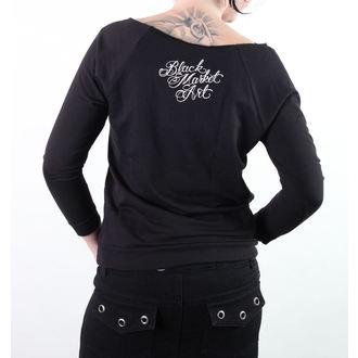 t-shirt hardcore pour femmes - Adi - BLACK MARKET, BLACK MARKET